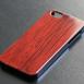 iPhoneケース くしめ塗り 赤