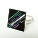 silver×螺鈿 Ring
